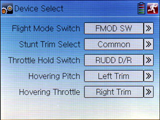 Device Select